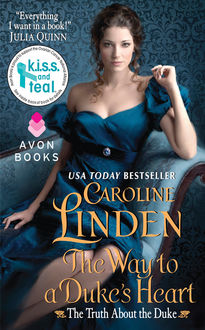 The Way to a Duke's Heart, Caroline Linden