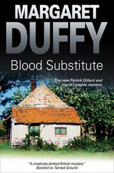 Blood Substitute, Margaret Duffy