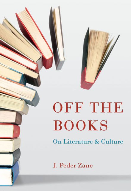 Off the Books, J.Peder Zane