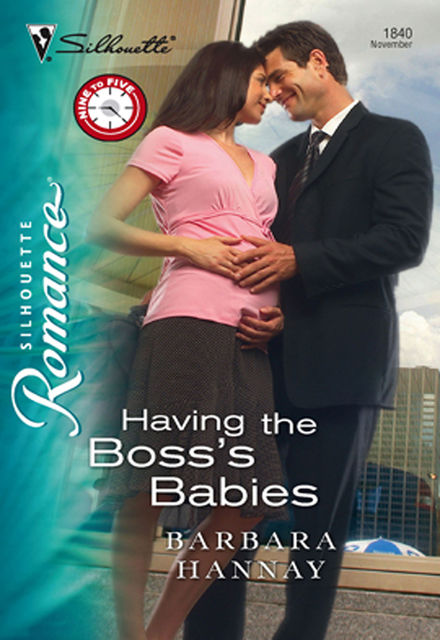 Having the Boss's Babies, Barbara Hannay