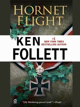 Hornet Flight, Ken Follett