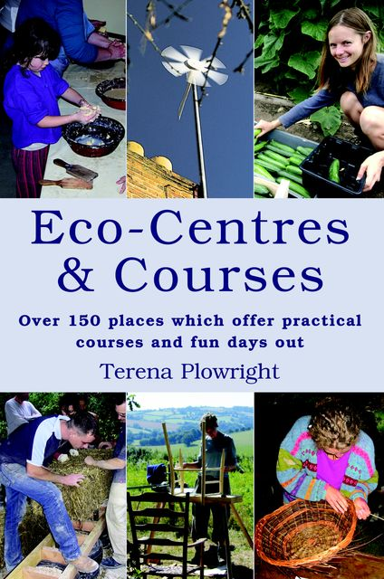 Eco-centres and Courses, Terena Plowright