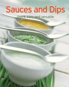 Sauces and Dips, Göbel Verlag, Naumann