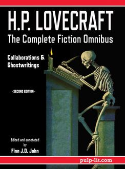 H.P. Lovecraft – The Complete Fiction Omnibus Collection – Second Edition, Howard Lovecraft