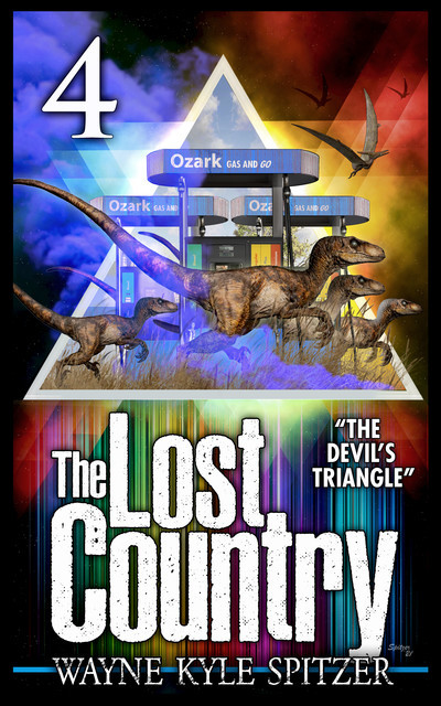 The Lost Country, Episode Four, Spitzer Wayne Kyle