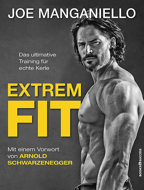 Extrem Fit, Joe Manganiello