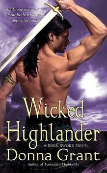 Wicked Highlander, Donna Grant