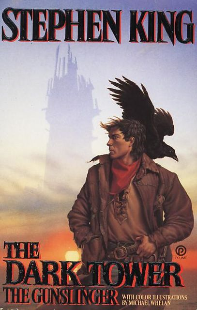 The Dark Tower. Book 1. The Gunslinger, Stephen King