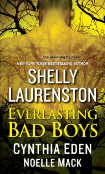 Everlasting Bad Boys, Cynthia Eden, Noelle Mack, Shelly Laurenston