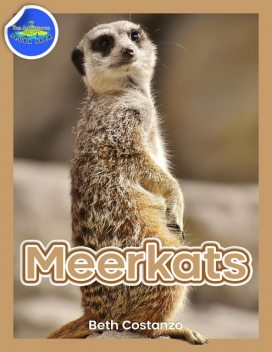 Meerkat Activity Workbook for Kids ages 4–8, Beth Costanzo
