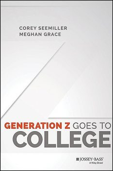 Generation Z Goes to College, Corey, Grace, Meghan, Meghan Grace, Seemiller