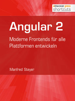 Angular 2, Manfred Steyer