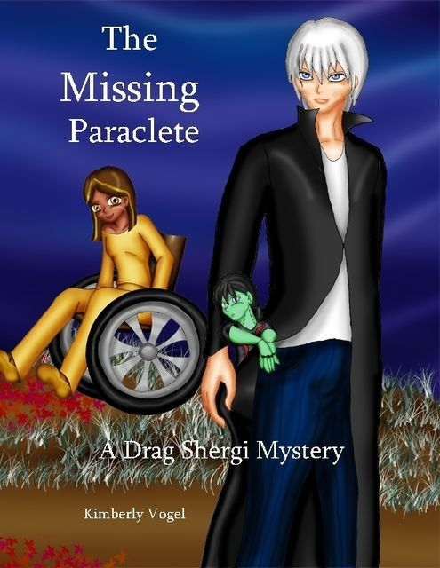 The Missing Paraclete: A Drag Shergi Mystery, Kimberly Vogel