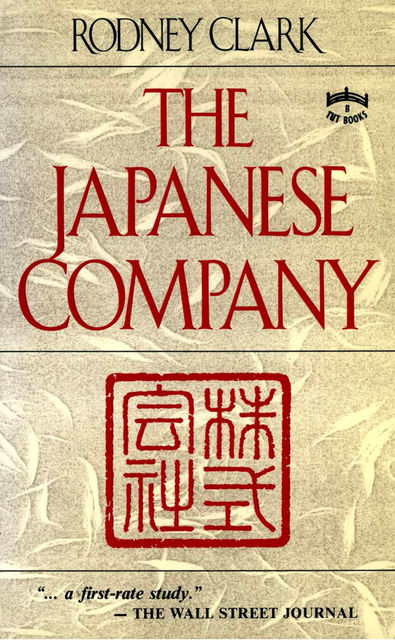 The Japanese Company, Rodney Clark