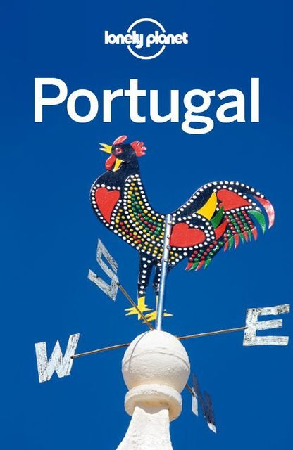 Lonely Planet Portugal (Travel Guide), Lonely Planet