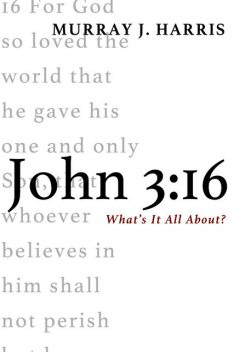John 3:16, Murray Harris