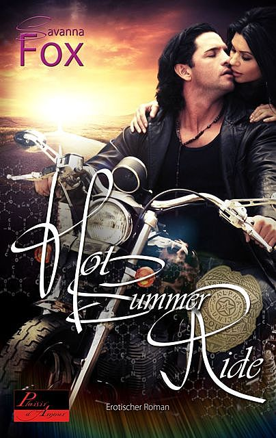 Alpha Unit: Hot Summer Ride, Savanna Fox