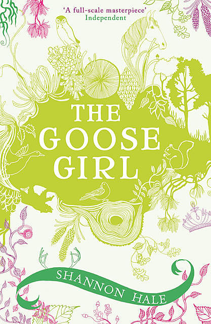 The Goose Girl, Shannon Hale