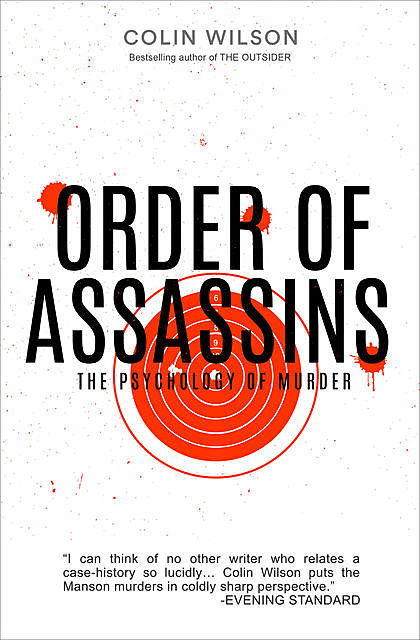 Order of Assassins, Colin Wilson