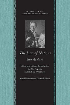 The Law of Nations, Emer de Vattel