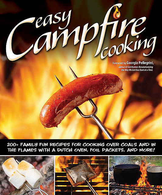 Easy Campfire Cooking, Peg Couch