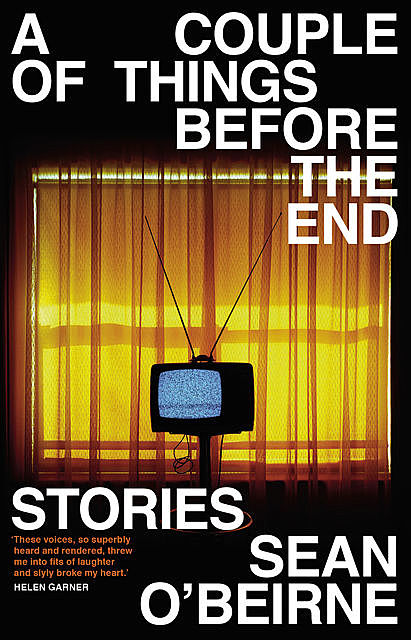 A Couple of Things Before the End, Sean O'Beirne