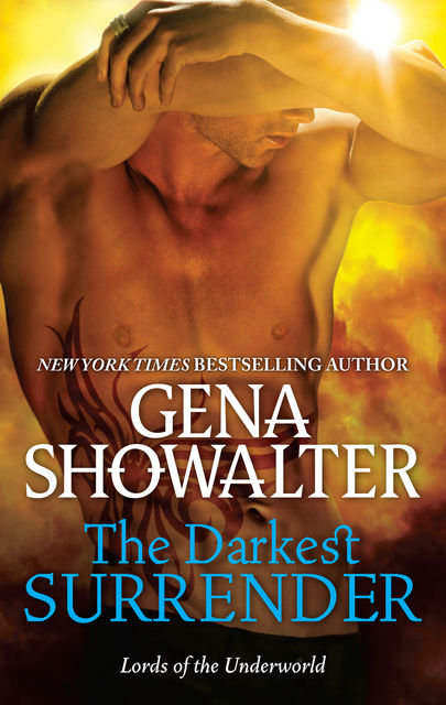 The Darkest Surrender, Gena Showalter