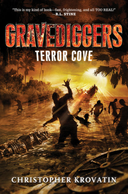 Gravediggers: Terror Cove, Christopher Krovatin