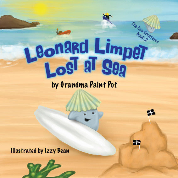Leonard Limpet Lost at Sea, Grandma Paint Pot