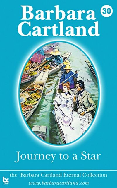 Journey to a Star, Barbara Cartland