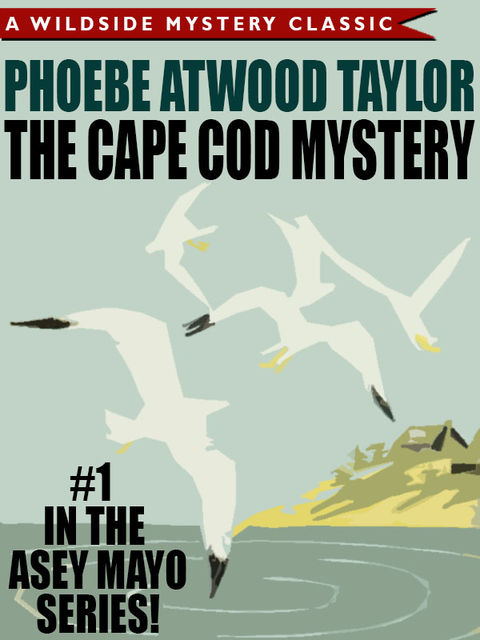 The Cape Cod Mystery: An Asey Mayo Mystery, Phoebe Atwood Taylor