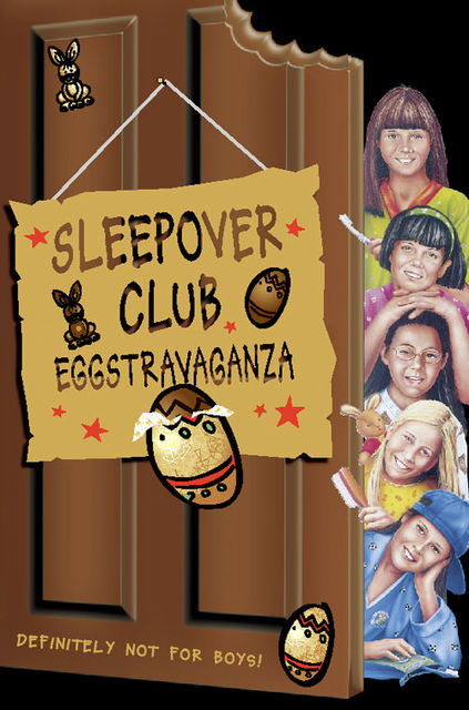 Sleepover Club Eggstravaganza (The Sleepover Club, Book 28), Ginny Deals