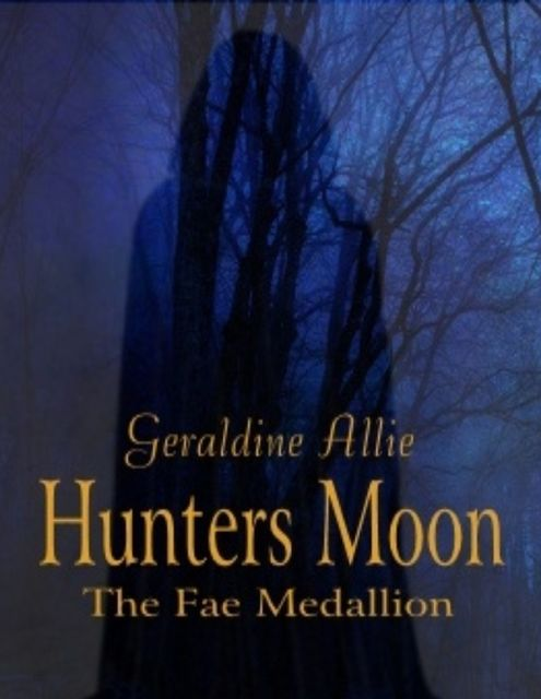 Hunters Moon the Fae Medallion : Book 1 In the Seer's of the Moon Series, Geraldine Allie