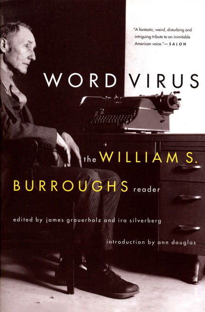Word Virus, William Burroughs