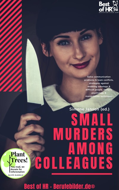 Small Murders among Colleagues, Simone Janson