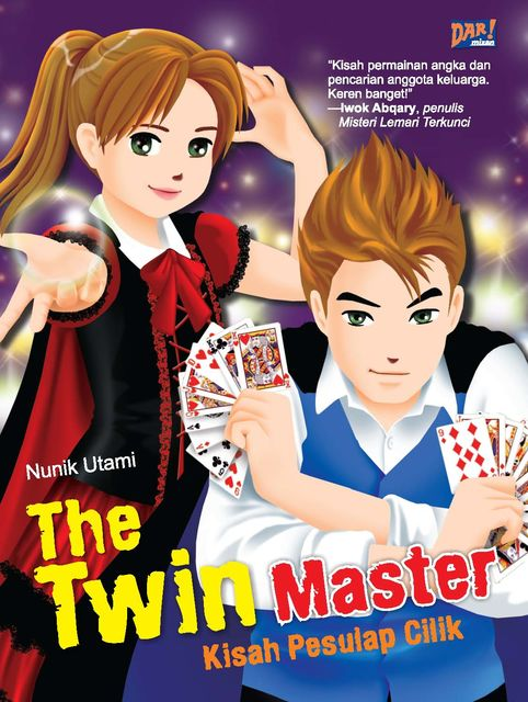 The Twin Master, Nunik Utami