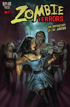 ZOMBIE TERRORS #1, Doug Williams, Adauto Silva, Aly Fell, David Hartman, Frank Forte, Royal McGraw