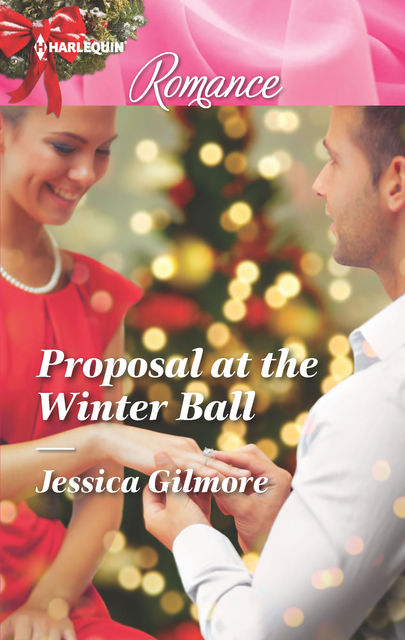 Proposal at the Winter Ball, Jessica Gilmore