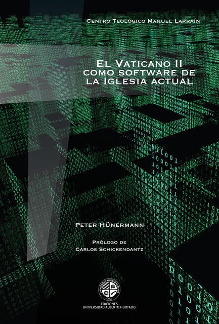 El Vaticano II como software de la Iglesia actual, Peter Hünermann