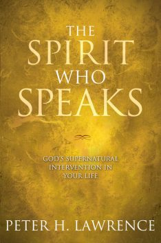 The Spirit Who Speaks, Peter Lawrence