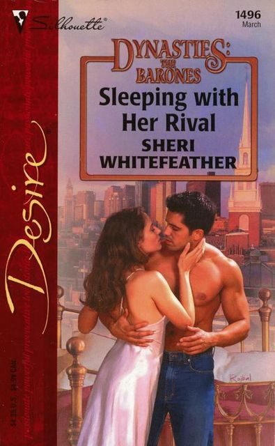 SLEEPING WITH HER RIVAL, Sheri WhiteFeather