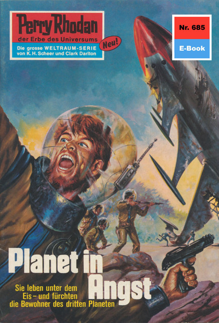 Perry Rhodan 685: Planet in Angst, H.G. Francis