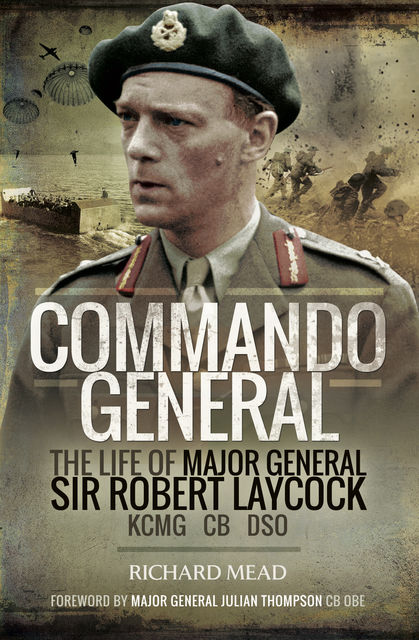 Commando General, Richard Mead
