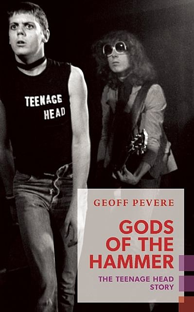 Gods of the Hammer, Geoff Pevere