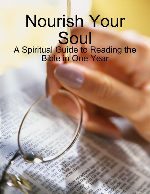Nourish Your Soul – A Spiritual Guide to Reading the Bible in One Year, M Osterhoudt