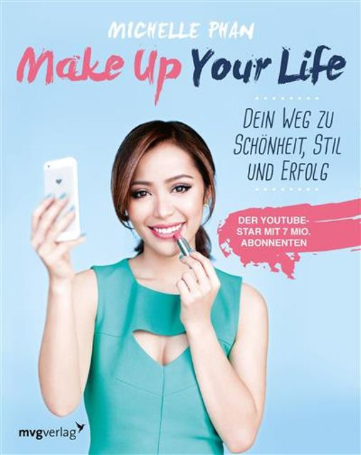 Make Up Your Life, Michelle Phan
