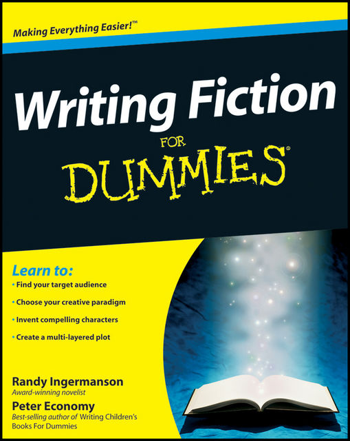 Writing Fiction, Peter Economy, Randy Ingermanson