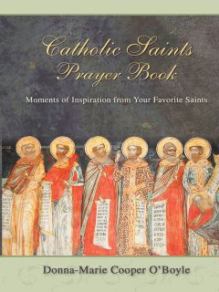 Catholic Saints Prayer Book, Donna-Marie Cooper O'Boyle