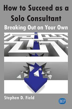 How to Succeed as a Solo Consultant, Stephen D. Field
