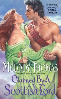 Claimed By a Scottish Lord, Melody Thomas